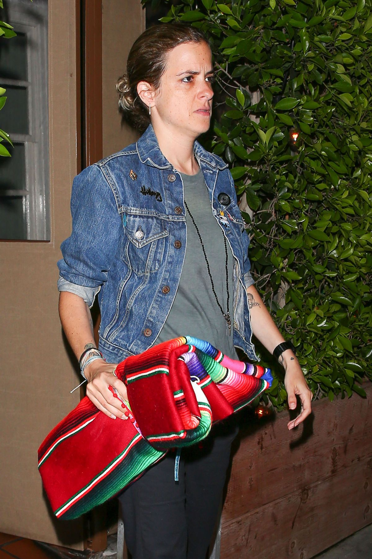 SAMANTHA RONSON Leaves a Restaurant in Beverly Hills 06/29/2016