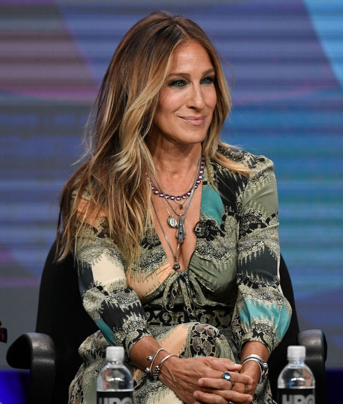 Sarah Jessica Parker calls on people to return to NY and