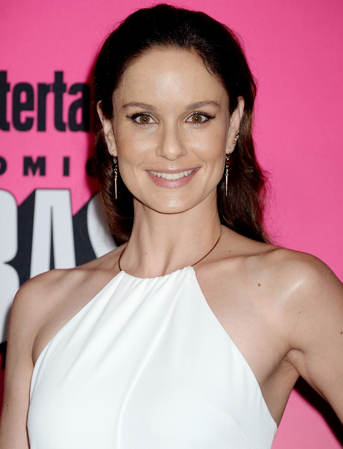 SARAH WAYNE CALLIES at Entertainment Weekly