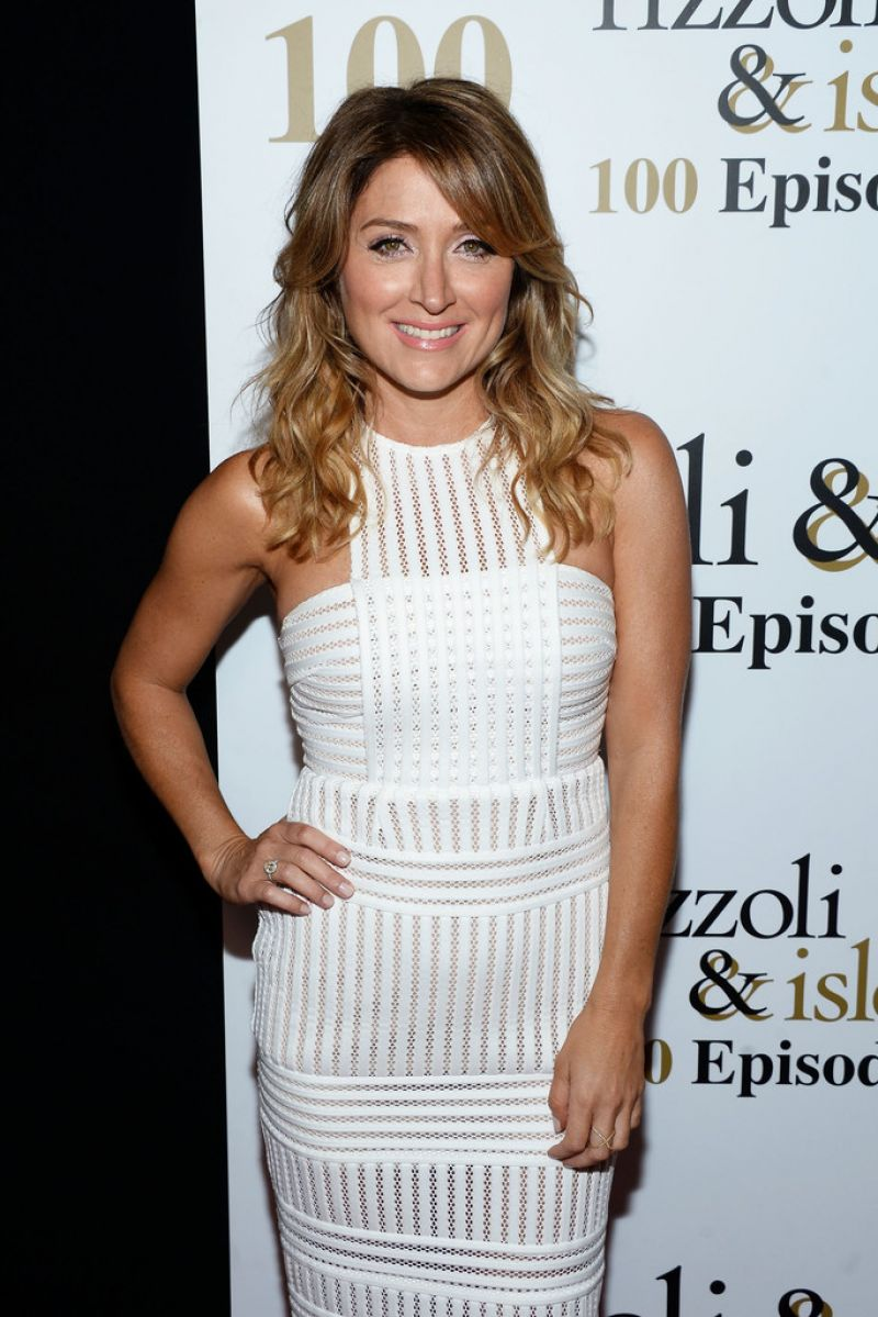 SASHA ALEXANDER at