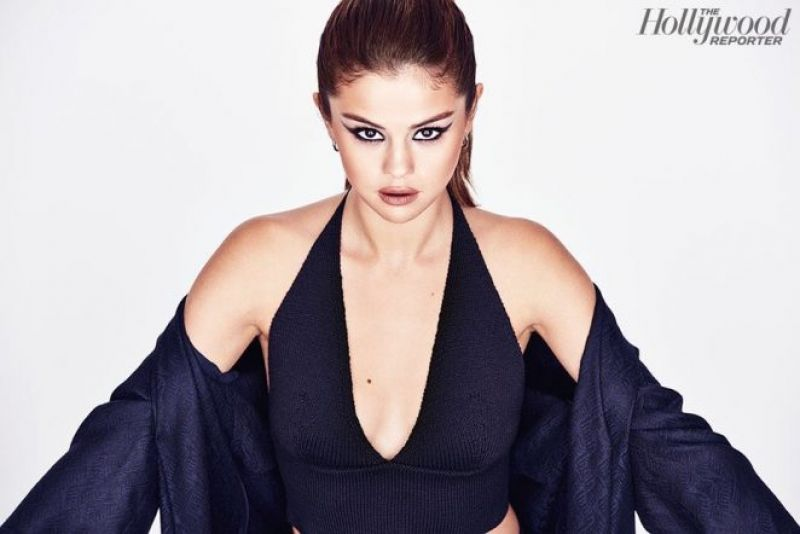 SELENA GOMEZ in The Hollywood Reporter, July 2016