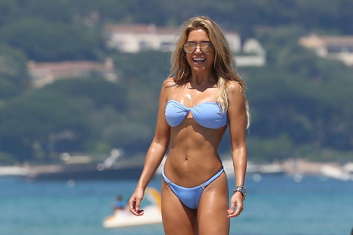Sylvie Meis In Bikini In St Tropez 07 06 2016 Hawtcelebs
