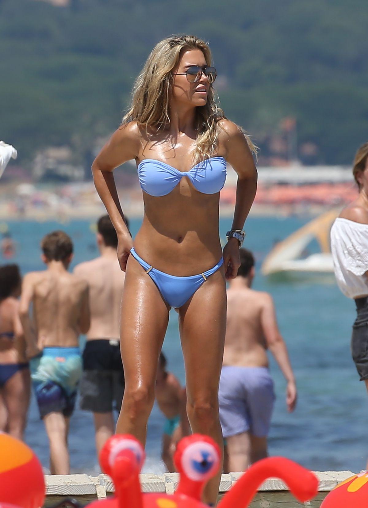 SYLVIE MEIS in Bikini in St Tropez 07/06/2016 - HawtCelebs