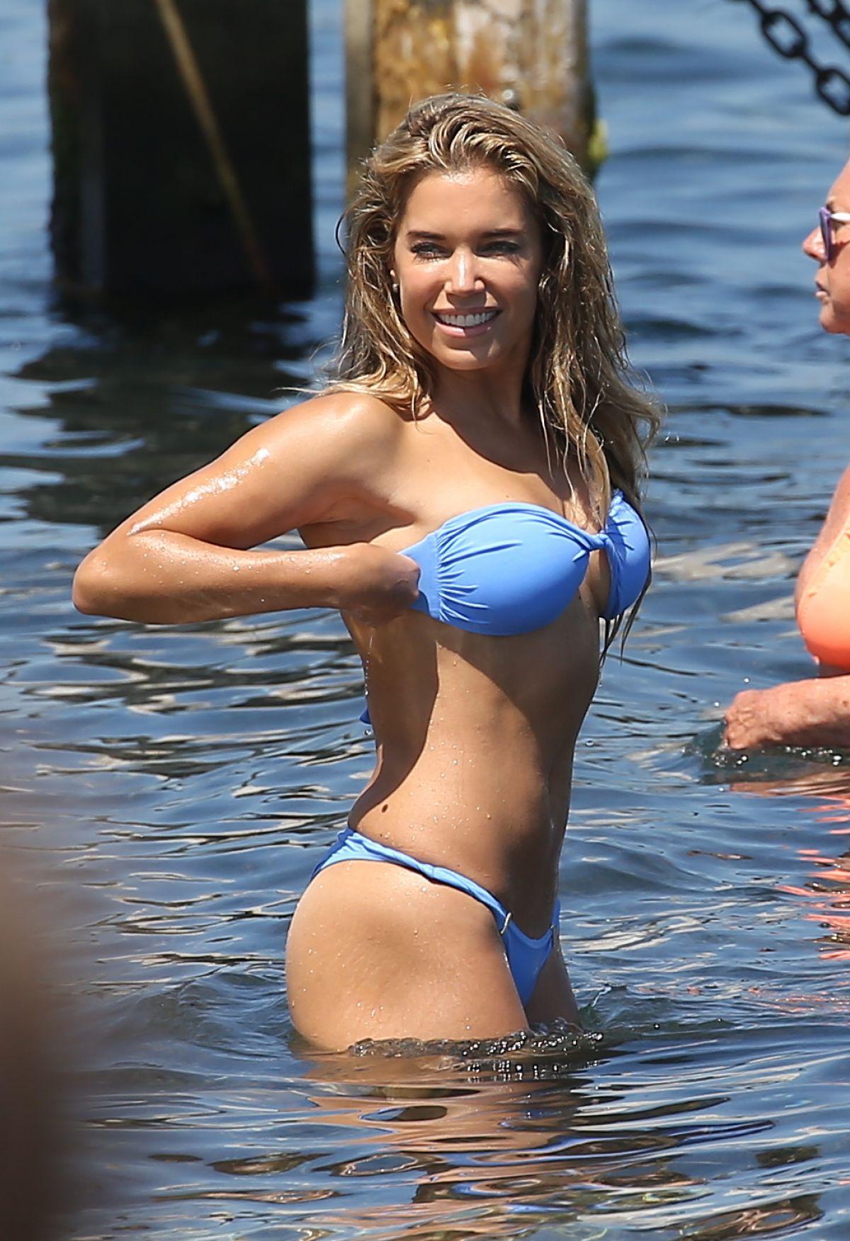 Silvie Meis Bikini