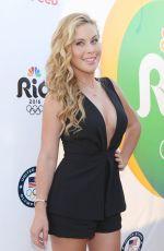 TARA LIPINSKI at NBC Olympic Social Opening Ceremony in Santa Monica 07/26/2016