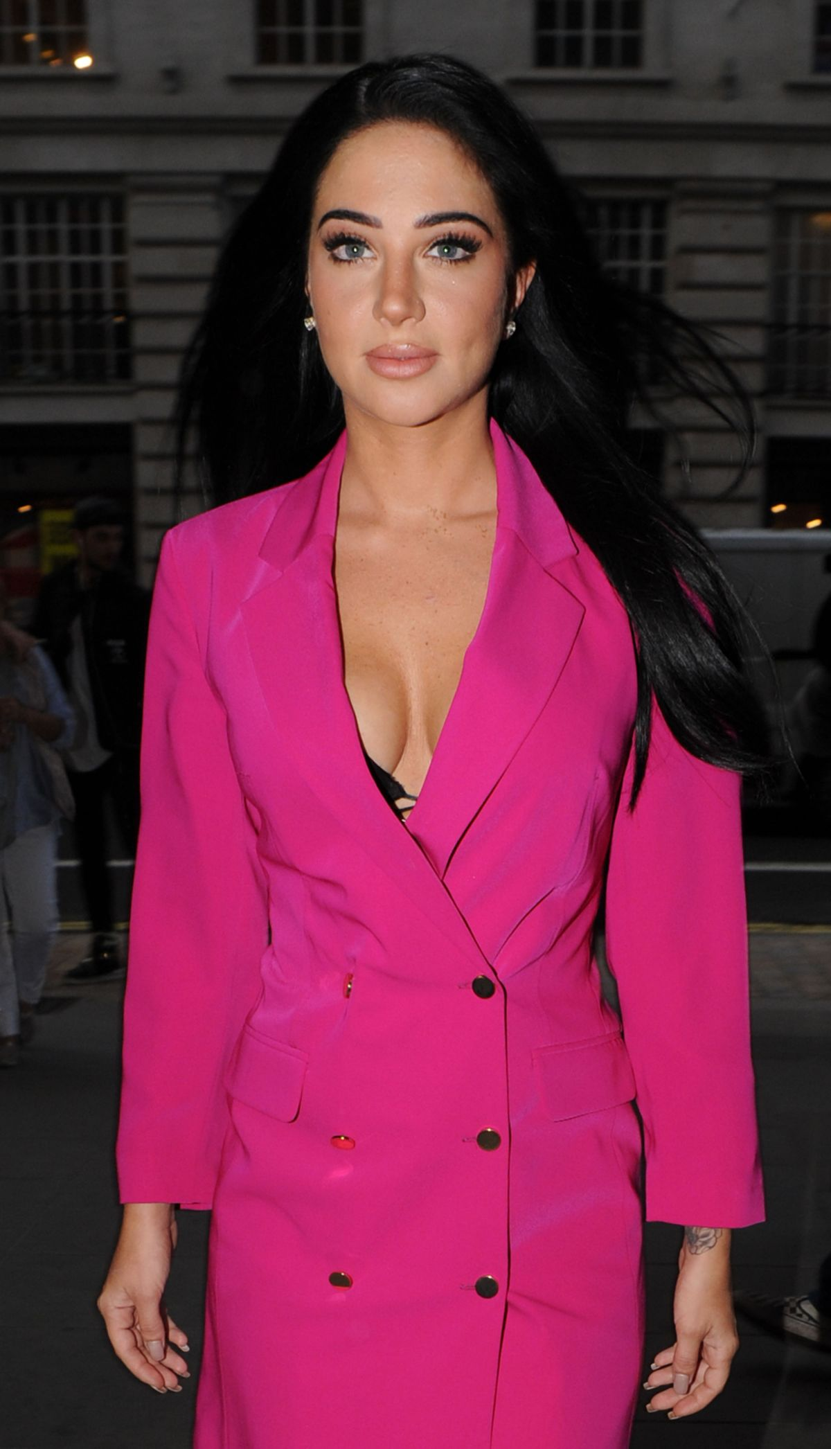 TULISA CONTOSTAVLOS at Notion Issue #73 Launch Party in London 07/07/2016