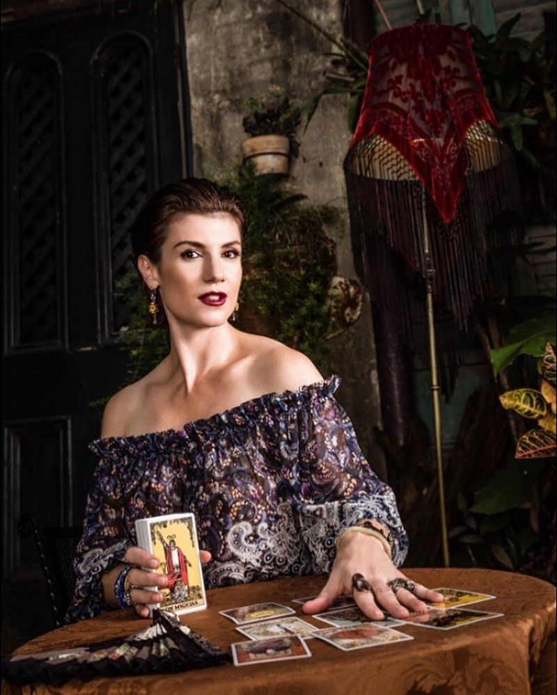 ZOE MCLELLAN for CBS Watch! Magazine