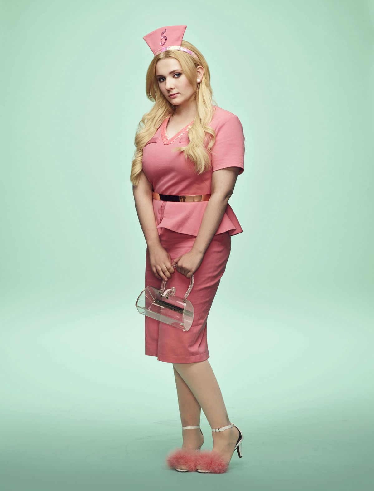 ABIGAIL BRESLIN - Scream Queens, Season 2 Promo