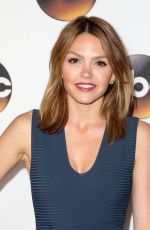 AIMEE TEEGARDEN at Disney/ABC Television TCA Summer Press Tour in Beverly Hills 08/04/2016