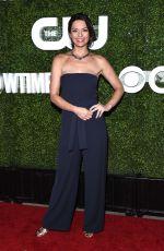 ALANA DE LA GARZA at CBS, CW and Showtime 2016 TCA Summer Press Tour Party in Westwood 08/10/2016