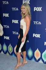 ALI LARTER at Fox Summer TCA All-star Party in West Hollywood 08/08/2016