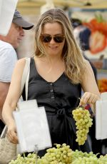ALICIA SILVERSTONE at Farmer