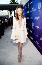 ALYSSA CAMPANELLA at Power of Young Hollywood Party in Los Angeles 08/16/2016