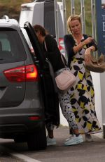AMANDA HOLDEN Out in Cornwall 07/28/2016