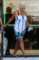 AMBER ROSE Out and About in Tarzana 08/05/2016