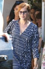 AMY ADAMS at Instyle Jennifer Klein's 2017 Indulgence Party in Los Angeles 08/14/2016