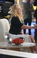 AMY SCHUMER at Good Morning America in New York 08/16/2016