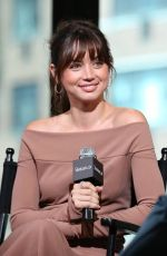 ANA DE ARMAS at AOL Build Speaker Series in New York 08/22/2016