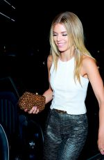 ANNALYNNE MCCORD at Boa Steakhouse in West Hollywood 08/11/2016