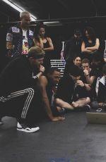 ARIANA GRANDE at 2016 MTV Video Music Awards Rehearsals, 08/26/2016