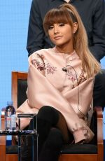 ARIANA GRANDE at NBC/Universal Press Day at 2016 Summer TCA Tour in Beverly Hills 08/02/2016