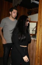 ARIEL WINTER at Nice Guy in West Hollywood 08/08/2016