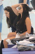 ARIEL WINTER at Stuart Weitzman Store in Beverly Hills 08/08/2016