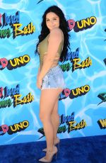 ARIEL WONTER at 4th Annual Just Jared Summer Bash in Beverly Hills 08/13/2016