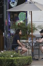 ARZAYLEA and Luke Hemmings Out and About in Los Angeles 08/05/2016
