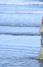 BARBARA PALVIN at Photoshoot for 73rd Venice Film Festival in Venice 08/30/2016