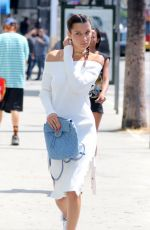 BELLA HADID Out and About in Los Angeles 08/03/2016