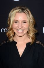 BEVERLEY MITCHELL at 4moms Car Seat Launch in Los Angeles 08/04/2016