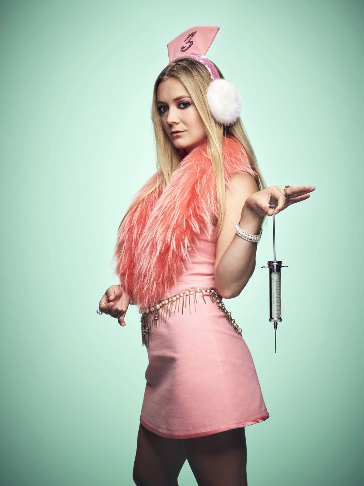 BILLIE LOURD - Scream Queens, Season 2 Promo