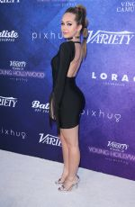 BREC BASSINGER at Power of Young Hollywood Party in Los Angeles 08/16/2016