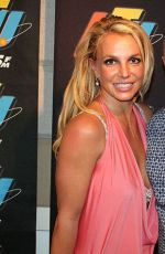 BRITNEY SPEARS at KTU 103.5 FM Studios in New York 08/26/2016
