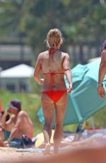 BRITNEY SPEARS in Bikini at a Beach in Hawaii 08/04/2016