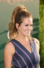BROOKE BURKE at 'Pete's Dragon Premiere in Hollywood 08/08/2016