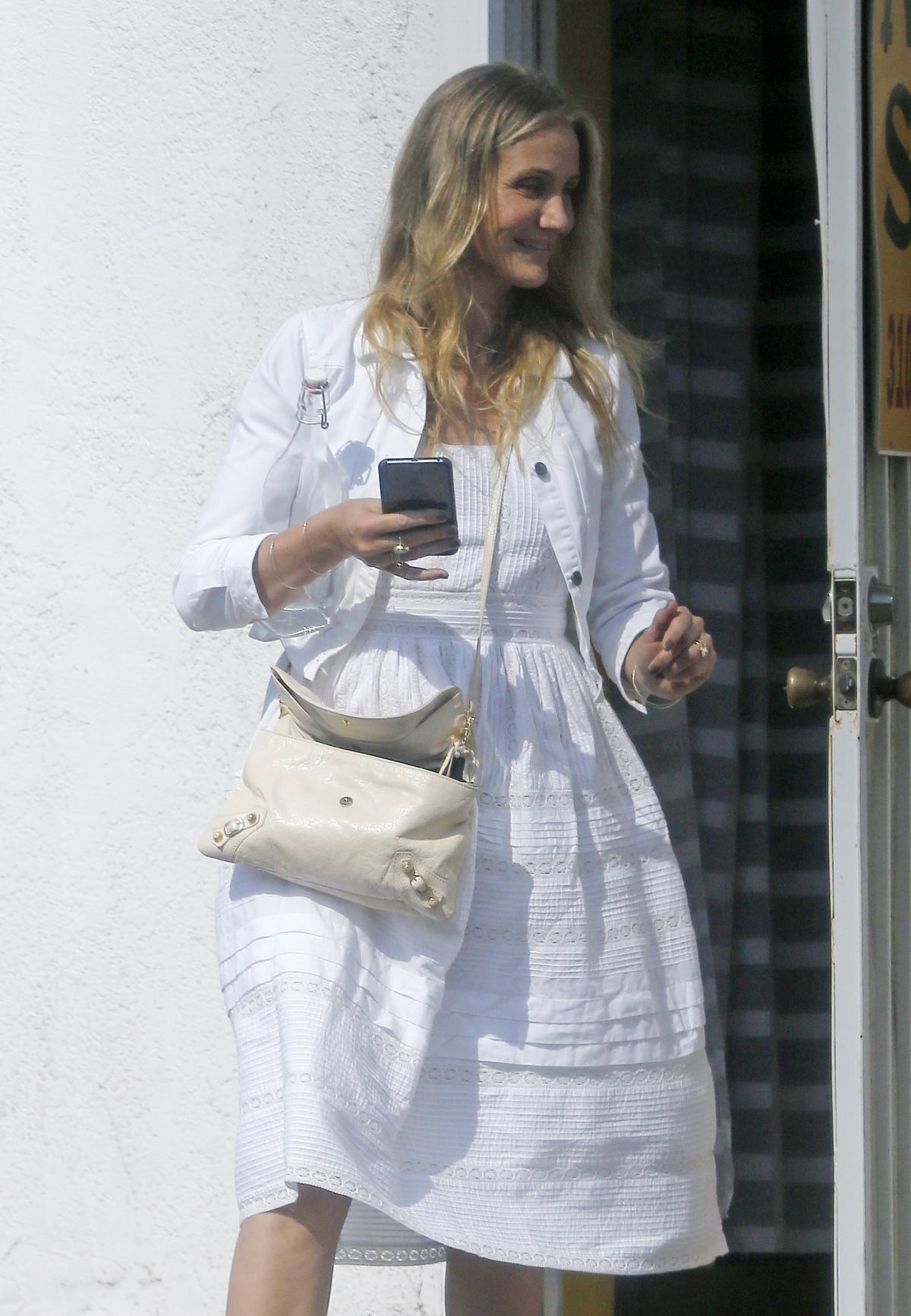 cameron diaz out and about in beverly hills 07  30  2016
