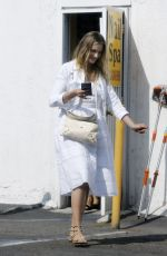 CAMERON DIAZ Out and About in Beverly Hills 07/30/2016
