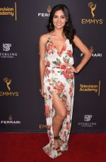 CAMILA BANUS at Daytime Television Celebrate Emmy Awards Season in Hollywood 08/24/2016