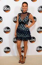 CAMILLA LUDDINGTON at Disney/ABC Television TCA Summer Press Tour in Beverly Hills 08/04/2016