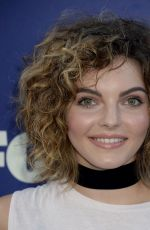 CAMREN BICONDOVA at Fox Summer TCA All-star Party in West Hollywood 08/08/2016