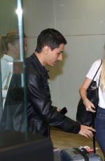 CARLSON YOUNG at Sao Paulo Airport 08/27/2016