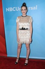 CARLY CHAIKIN at NBC/Universal Press Day at 2016 Summer TCA Tour in Beverly Hills 08/02/2016