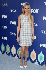 CAT DEELEY at Fox Summer TCA All-star Party in West Hollywood 08/08/2016