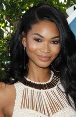 CHANEL IMAN at Teen Choice Awards 2016 in Inglewood 07/31/2016