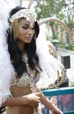 CHANEL IMAN - Barbados Carnival 08/01/2016