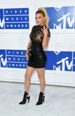 CHANEL WEST COAST at 2016 MTV Video Music Awards in New York 08/28/2016