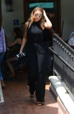 CHANTEL JEFFRIES Out and About in West Hollywood 08/05/2016