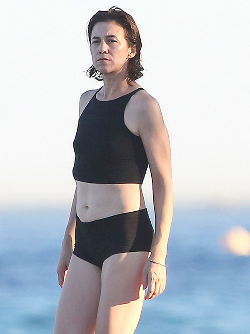 CHARLOTTE GAINSBOURG in Bikini in St. Tropez 08/12/2016 ...